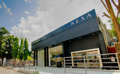 Nexa Showroom Main Road Ranchi