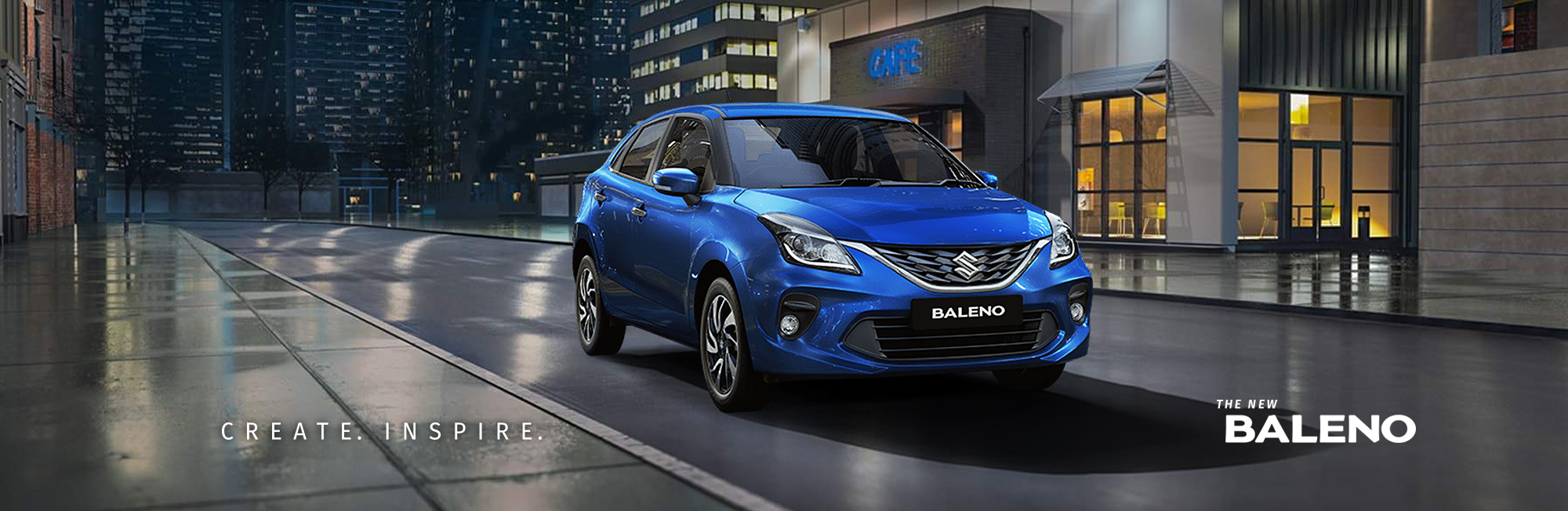 Baleno - Made of Mettle