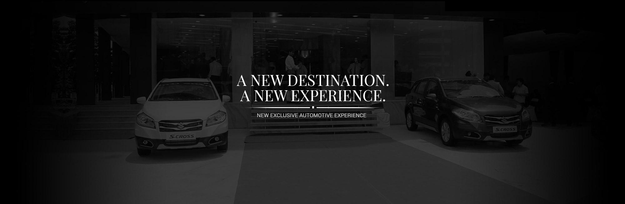 Nexa Premsons - New Exclusive Automotive Showroom