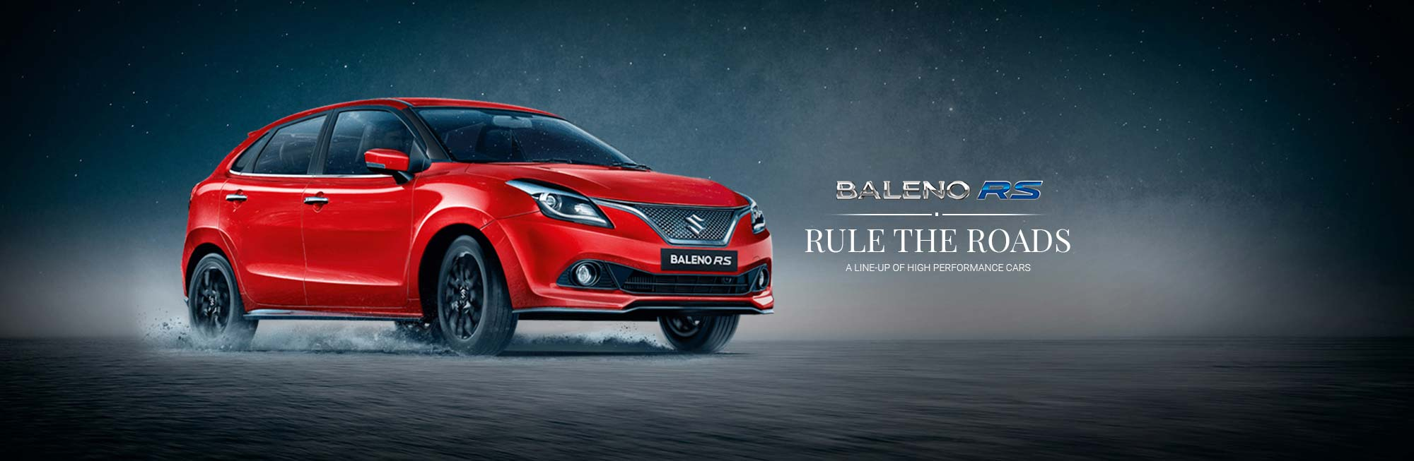 Baleno - Rule the Roads