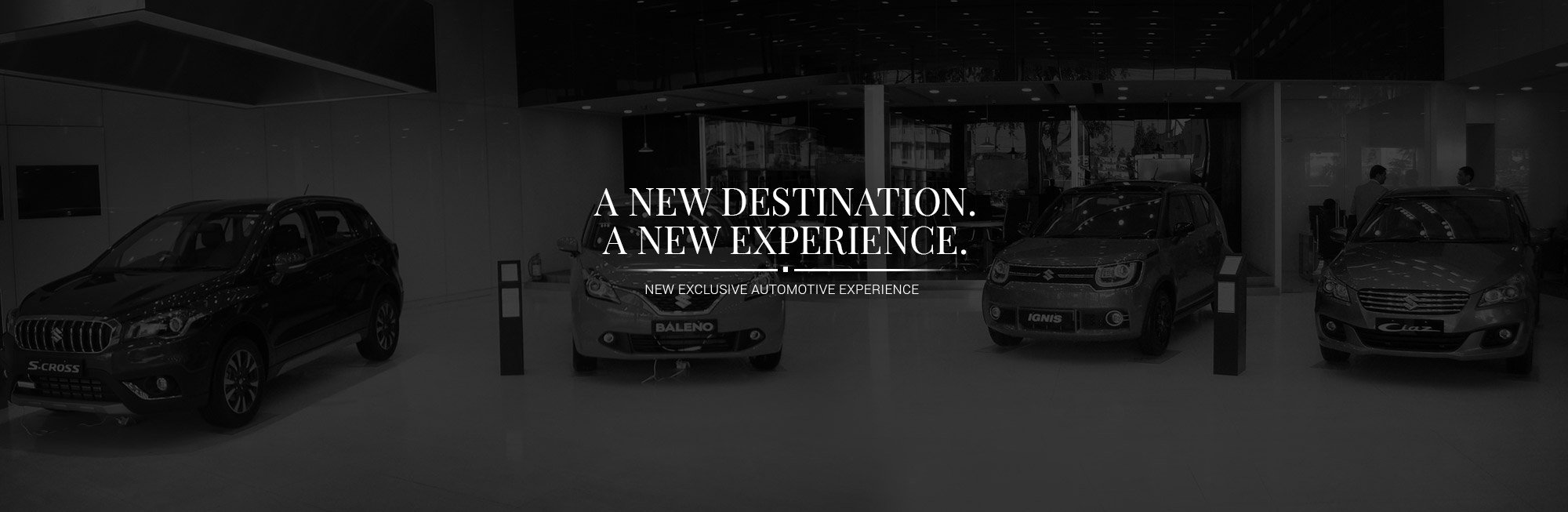 Nexa Premsons - New Exclusive Automotive Showroom