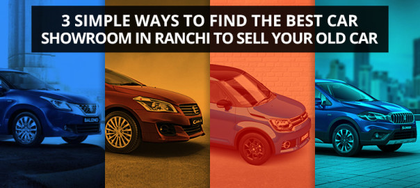 best car showroom in Ranchi