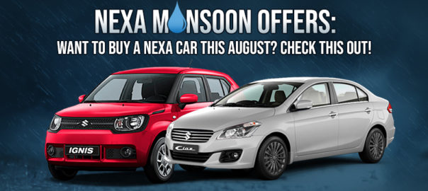 Remove term: Nexa Monsoon Offers Nexa Monsoon Offers